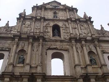 聖ポール天主堂跡の画像 p1_3